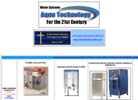 aquatechnology.net