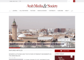 arabmediasociety.com