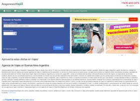 aragonesesviajes.com
