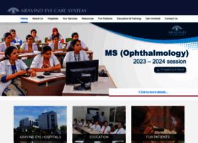 aravind.org