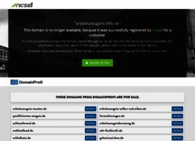 arbeitszeugnis-info.de