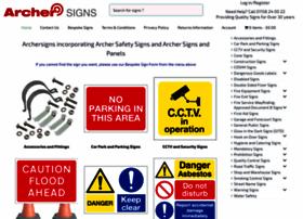 archersafetysigns.co.uk