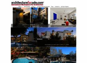 architectureforsale.com