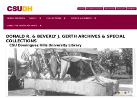 archives.csudh.edu