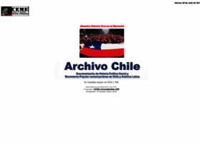 archivochile.com