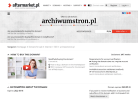 archiwumstron.pl