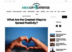 areasofmyexpertise.com
