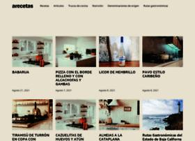 arecetas.com