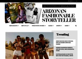 arizonafoothillsmagazine.com