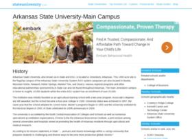 Arkansas.stateuniversity.com