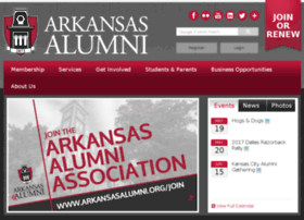 Arkansasalumni.org