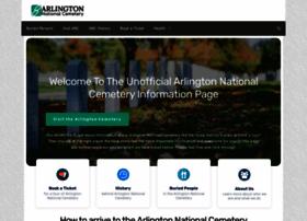 Arlingtoncemetery.net