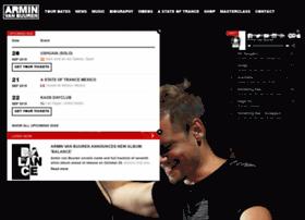 armin.armadamusic.com