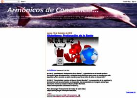 Armonicosdeconciencia.blogspot.com