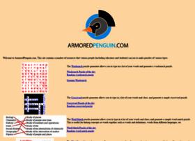 armoredpenguin.com