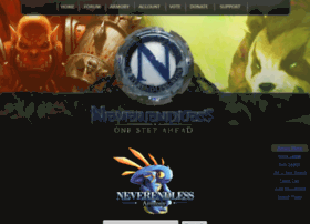 armory.neverendless-wow.com