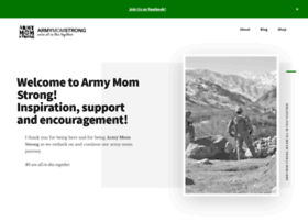armymomstrong.com