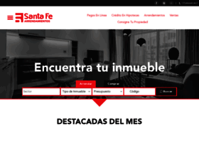 Arrendamientossantafe.com