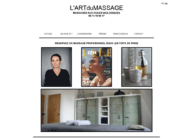 artdumassage.com