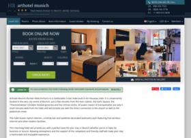 Arthotel-munich.h-rez.com