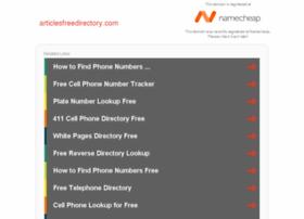Articlesfreedirectory.com