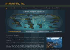 artificial-life.com