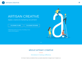 artisancreative.com