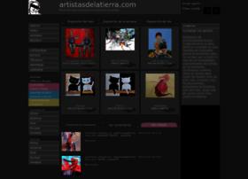 artistasdelatierra.com