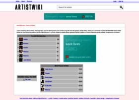 artistwiki.com