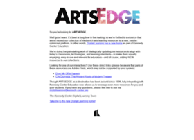 artsedge.kennedy-center.org