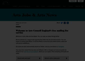 artsjobs.org.uk