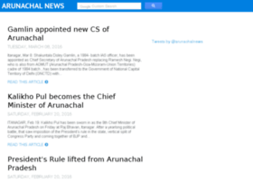 arunachalnews.com