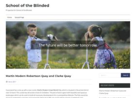 ashadeepaschoolfortheblind.org