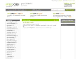ashburn.ipsojobs.com
