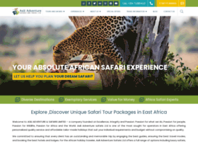 asiliadventuresafaris.com