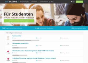 askstudents.de