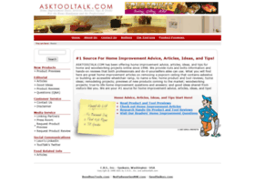 asktooltalk.com