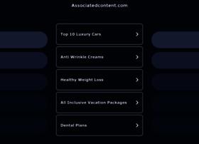 Associatedcontent.com