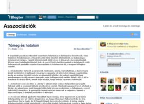 asszociaciok.blogter.hu