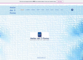 atelierdes3portes.com
