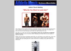 athleticmusclebuilding.com