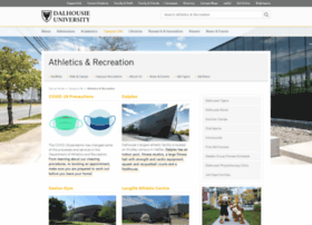 athletics.dal.ca