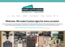 atlassignsandplaques.com