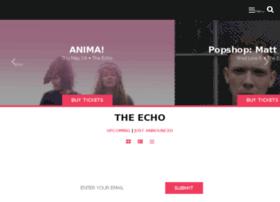 attheecho.com