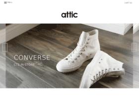 atticonlineshop.com