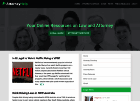 attorneyhelp.org
