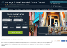 auberge-hotel-montreal.h-rsv.com