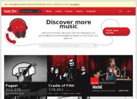 audioscrobbler.com