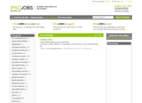 austin.ipsojobs.com