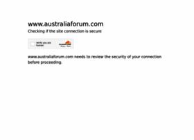australiaforum.com